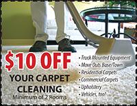 Carpet Cleaning In Jacksonville North Carolina